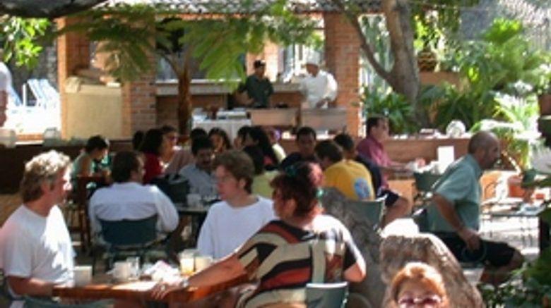 Residencias Molino de Agua Vallarta Restaurant