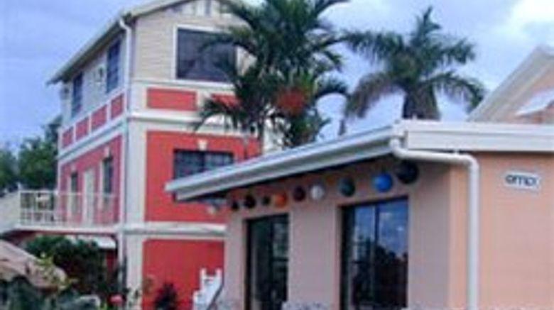 Orange Hill Beach Inn Exterior