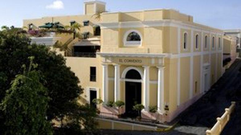 Hotel El Convento Exterior