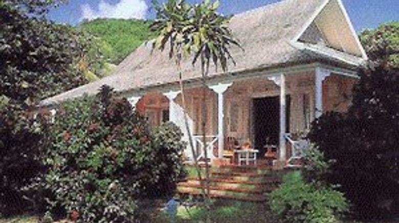 Plantation House Exterior