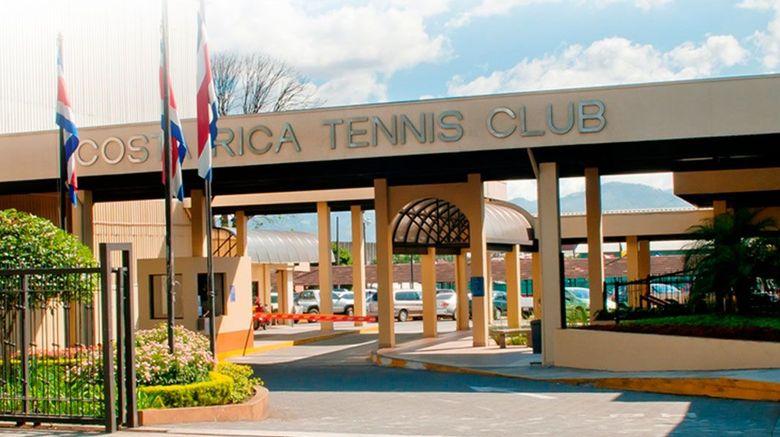 Costa Rica Tennis Club Hotel Exterior