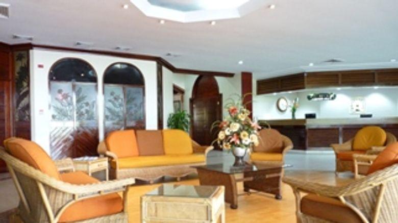 <b>Riande Aeropuerto Hotel & Resort Lobby</b>