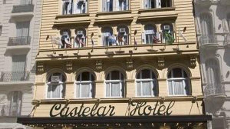 Castelar Hotel and Spa Exterior