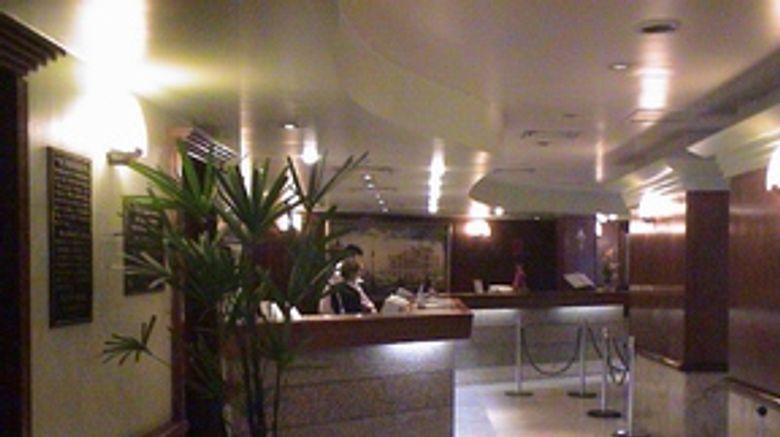 Dan Inn Planalto Lobby