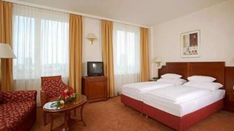 Hotel Am Parkring Room