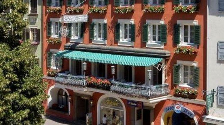 Romantic Hotel Traube Exterior