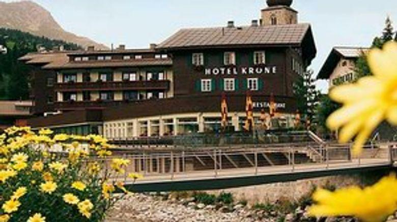 Romantik Hotel Die Krone von Lech Exterior