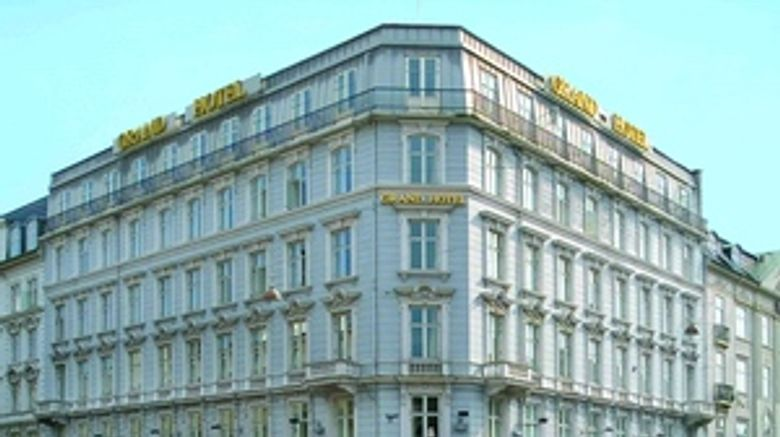 Grand Hotel Exterior