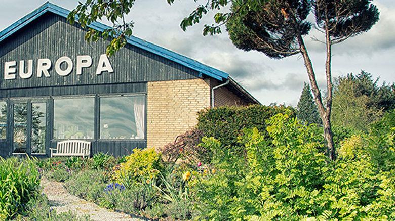 Motel Europa Exterior