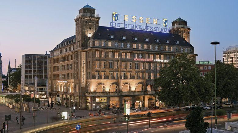 Select Hotel Handelshof Essen Exterior
