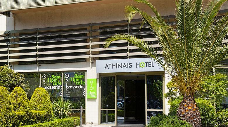 Athinais Hotel Exterior