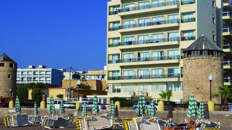Riviera Hotel Exterior