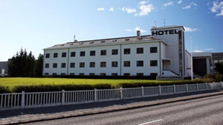 Hotel Gardurinn Exterior