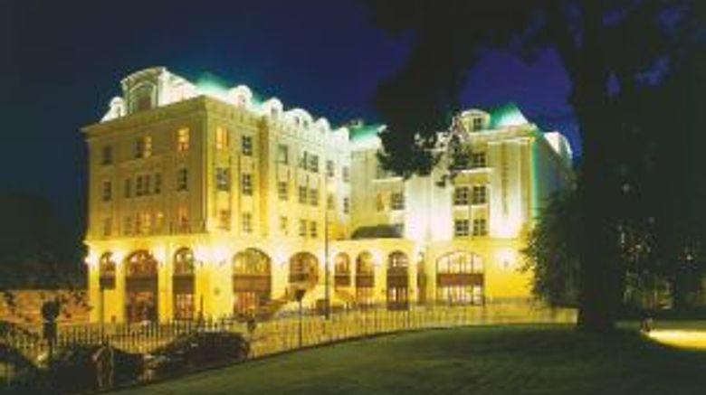 Killarney Plaza Hotel  and  Spa Exterior