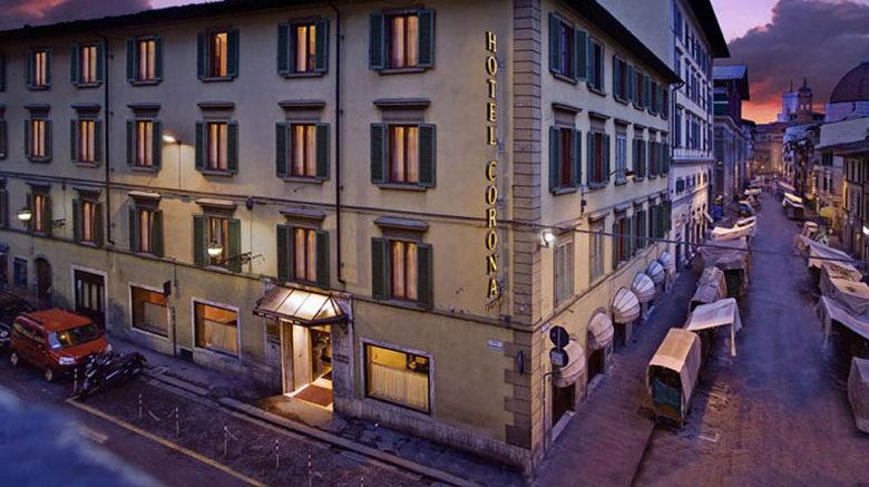 Corona DItalia Hotel Exterior