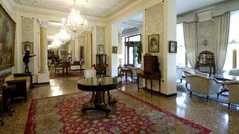 <b>Grand Hotel Terme Trieste & Victoria Lobby</b>