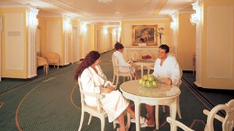 <b>Grand Hotel Terme Trieste & Victoria Spa</b>