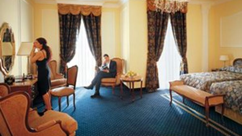 <b>Grand Hotel Terme Trieste & Victoria Suite</b>