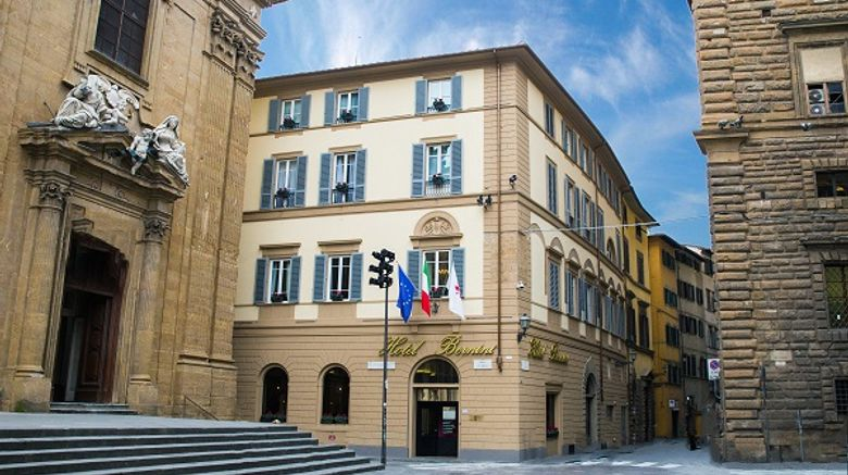 Hotel Bernini Palace Exterior