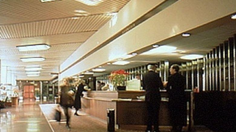 ATAHOTEL Executive Lobby