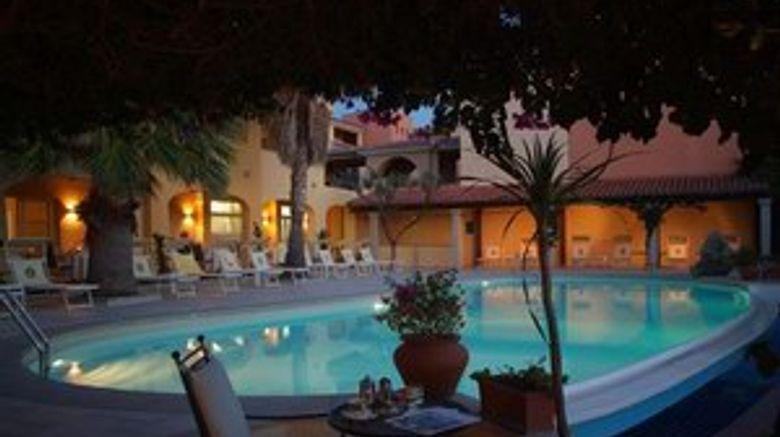 Hotel Villa Margherita Pool