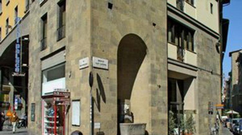 Pitti Palace Hotel Exterior