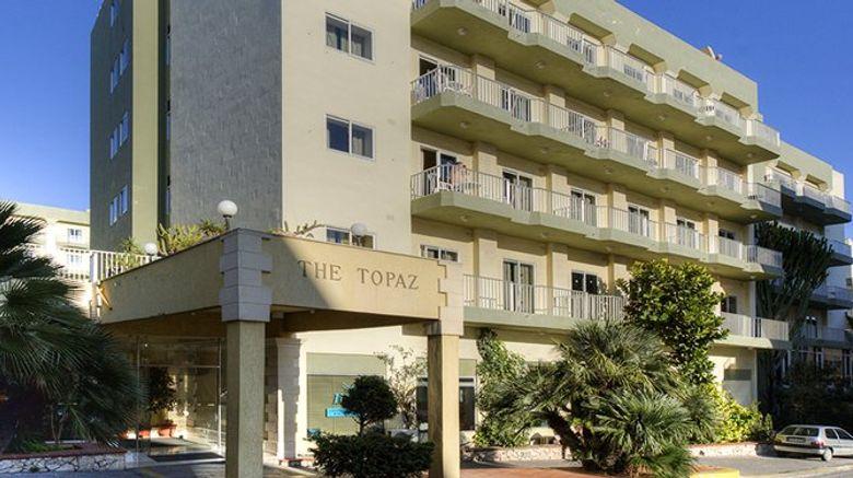Topaz Hotel Exterior