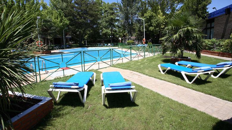 <b>Hotel El Hidalgo Pool</b>