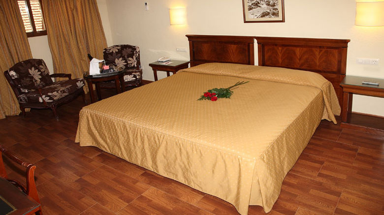 <b>Hotel El Hidalgo Room</b>