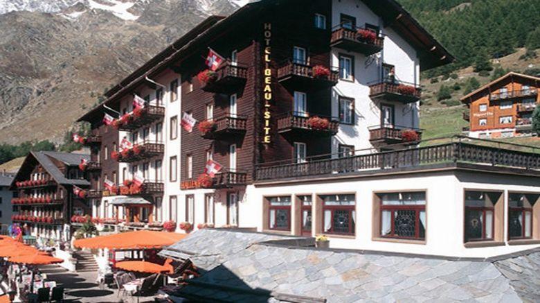 Sunstar Hotel Beau-Site Saas-Fee Exterior