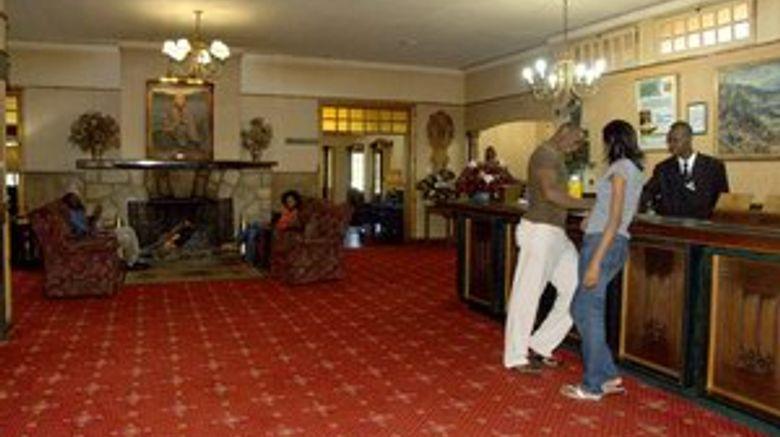 <b>Troutbeck Resort Lobby</b>