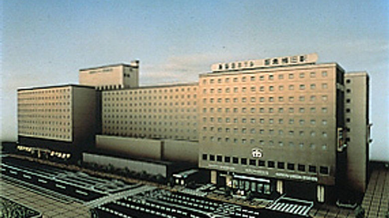 Hotel New Hankyu Exterior