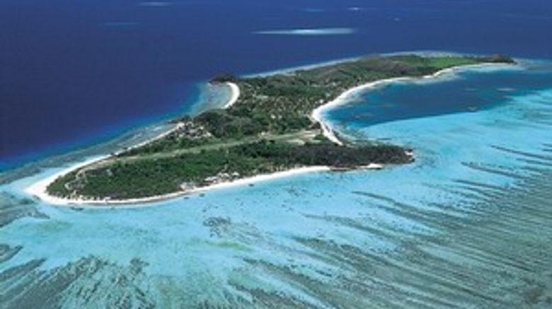 Mana Island Resort  and  Spa Exterior