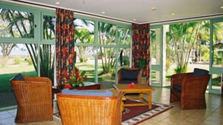 Tanoa International Hotel Lobby