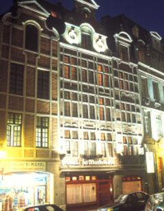Hotel La Madeleine Grand'Place Brussels