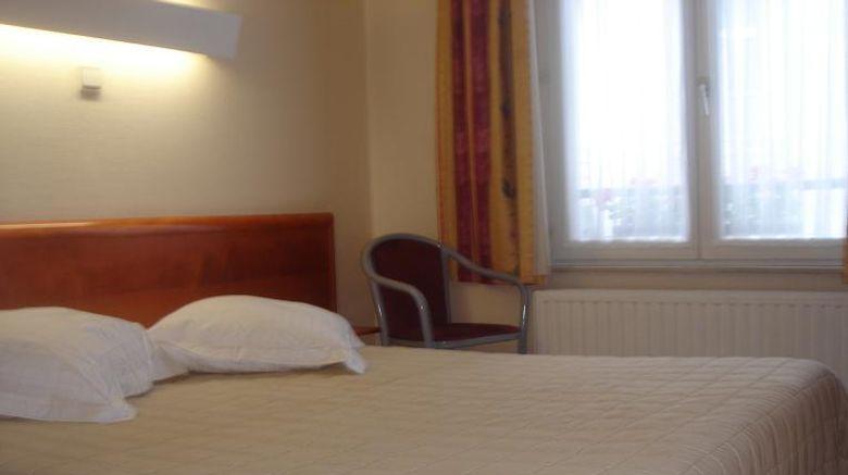 La Legende Hotel Room