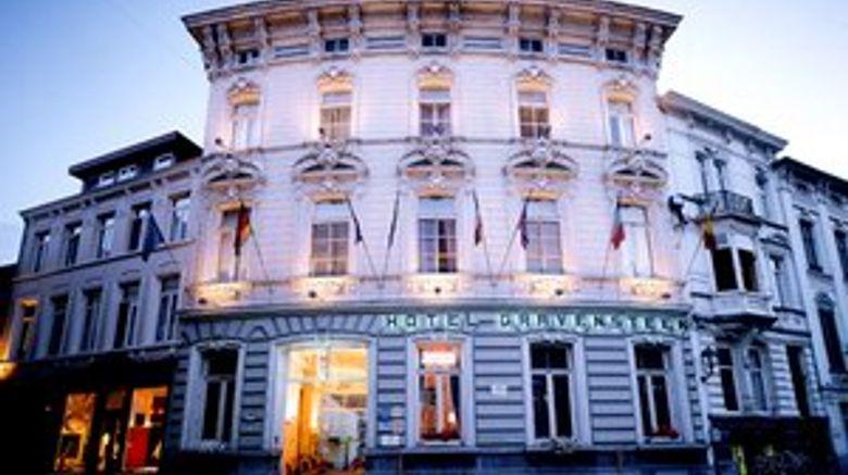 Hotel Gravensteen Exterior