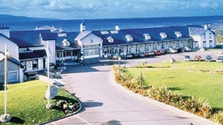 <b>Connemara Coast Hotel Exterior</b>