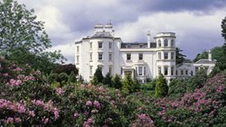 Kirroughtree House Exterior