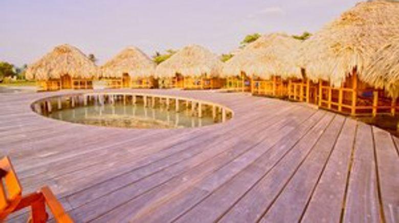St. Georges Caye Resort Exterior