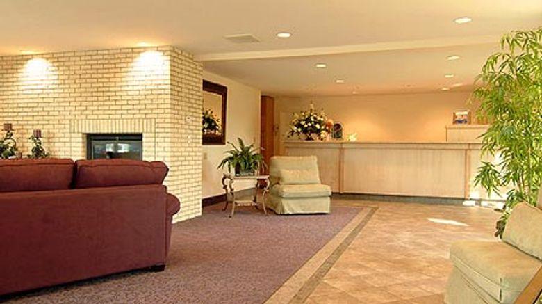 River Terrace Inn Lobby