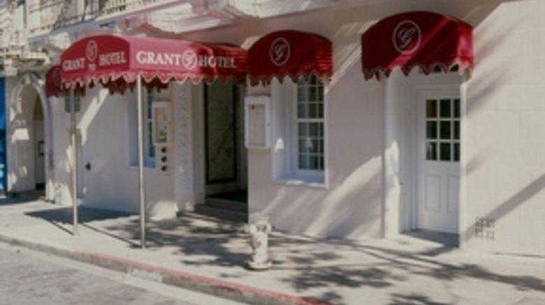 Grant Hotel Exterior