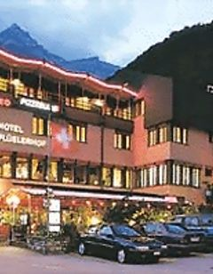 Fluelerhof-Grill Rustico Hotel