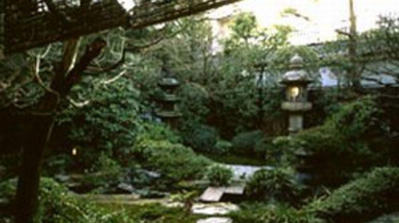 Hiiragiya Ryokan Exterior