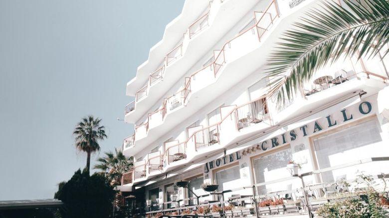 Hotel Cristallo Exterior