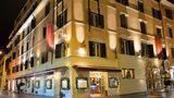 Homs Hotel Exterior
