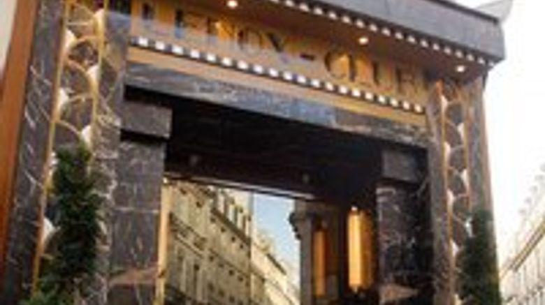 Lenox Hotel Saint Germain Exterior