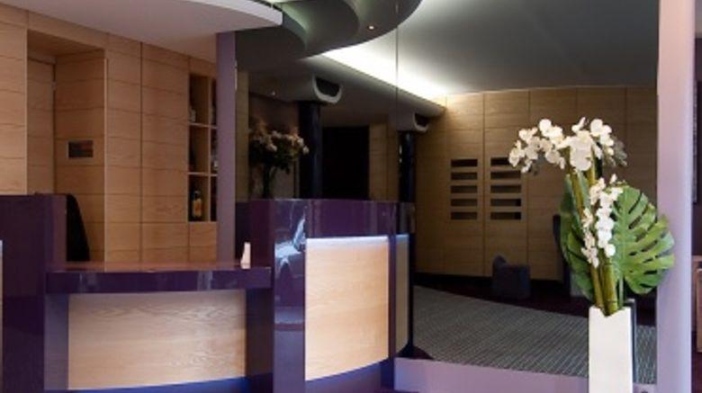 Hotel Etoile Pereire Lobby