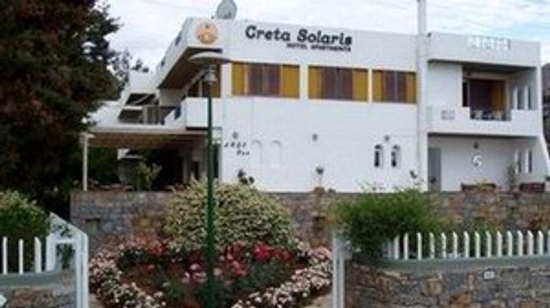 Creta Solaris Aparthotel Exterior