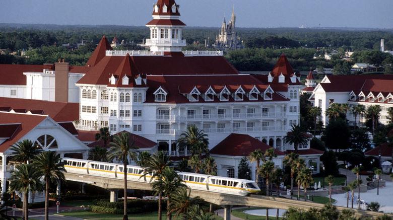 Disneys Grand Floridian Resort  and  Spa Exterior